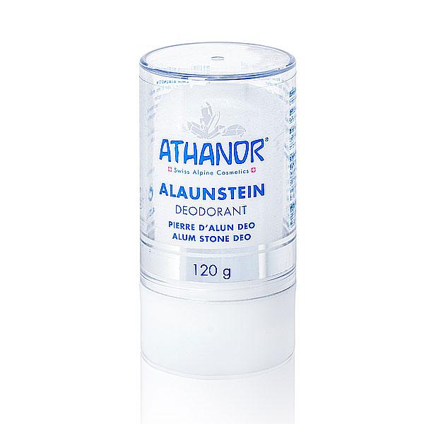 athanor 天然明礬止汗礦石(120g)