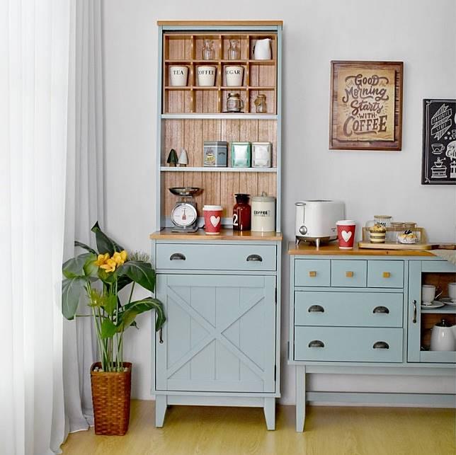 Dapur Apik Dengan 6 Inspirasi Lemari Dapur Minimalis