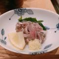 ハーフ - 実際訪問したユーザーが直接撮影して投稿した新宿懐石料理・割烹新宿割烹 中嶋の写真のメニュー情報