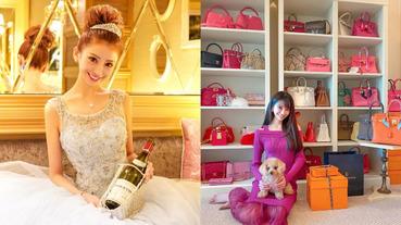 女版 Roland!送員工 Dior、整牆愛馬仕⋯日本第一酒店紅牌的「超狂曬包行徑」讓人驚呆:超勵志!