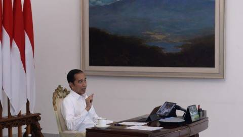 Hardiknas, Nadiem Podcast Bareng Jokowi soal Pendidikan Harus Merdekakan Manusia (1)
