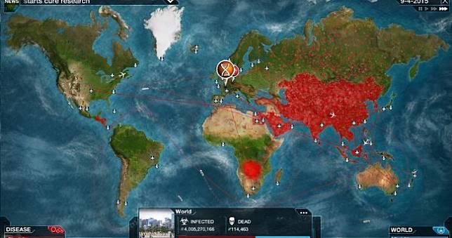 《瘟疫公司:進化》Steam工作坊「冠狀病毒」神預言,大批玩家朝聖 ☣