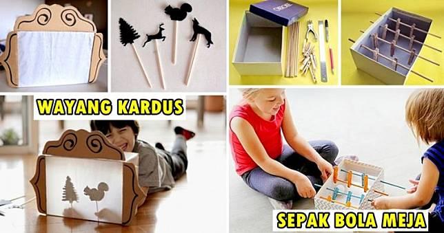 12 Trik bikin mainan untuk anak-anak ini brilian banget, layak dicoba