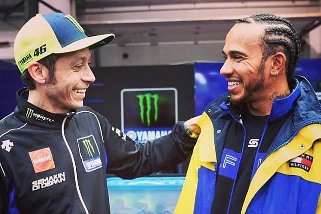 Valentino Rossi Ungkap Rencana Besarnya Setelah Pensiun Nanti