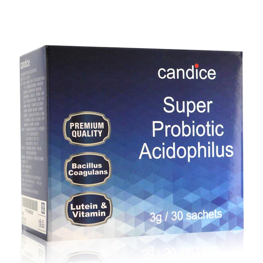 孢子型乳酸菌-可通過胃酸考驗菌種 特別添加7合1優質乳酸菌 維生素C、B2、B6、綜合酵素、水溶性葉黃素 台灣專業生技廠高品質製造 改變細菌叢生態,幫助維持消化道機能