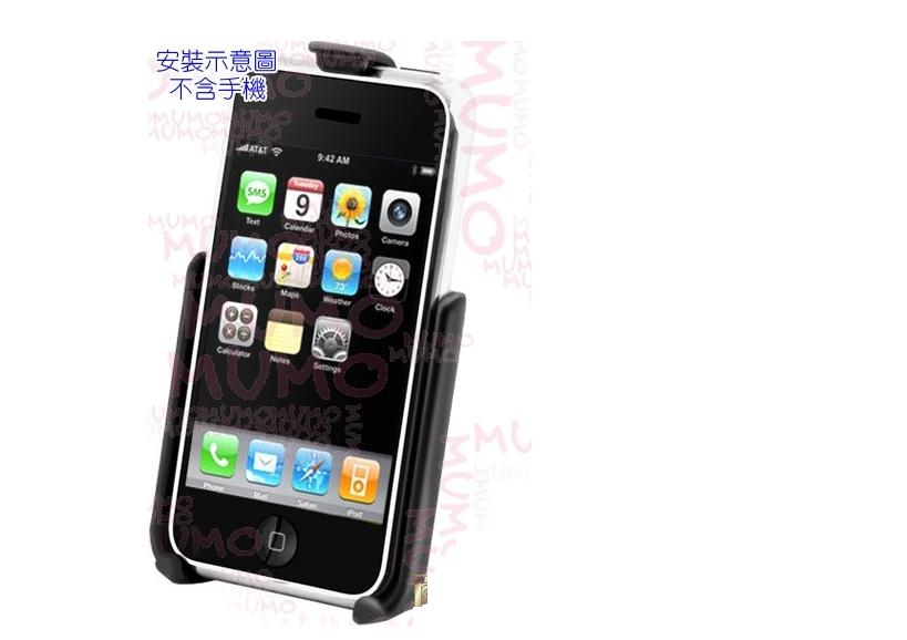 APPLE IPHONE 3G/3GS衛星導航 RAM車架 RAM Mounts