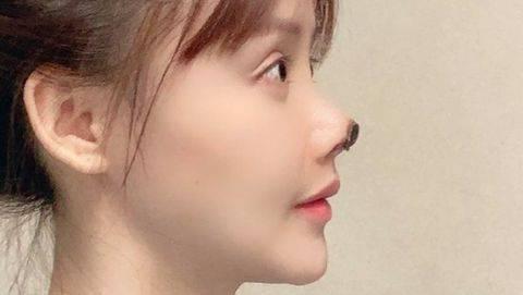 Foto: Gao Liu, seorang aktris China/Dok Weibo