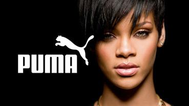 新力入陣 / 雷哈娜與 PUMA 正式簽約 成為品牌 2015 全球代言人