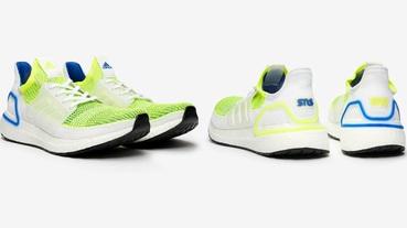 新聞分享 / 從瑞典來的專件 SNS x adidas Consortium Ultraboost 19 'Special Delivery' 慶祝東京店開幕