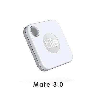 Tile 防丟小幫手-Mate 3.0(可換電池) / 白
