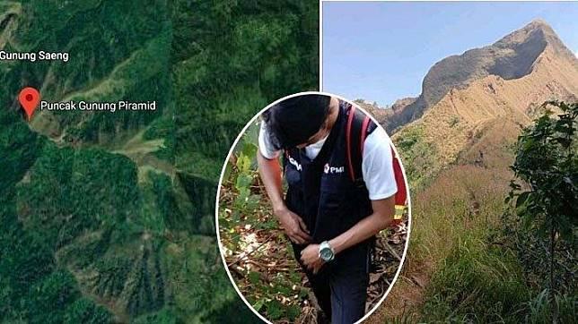 Mengenal Gunung Piramid Bondowoso Tempat Pendaki Thoriq Hilang Tribun Travel Line Today