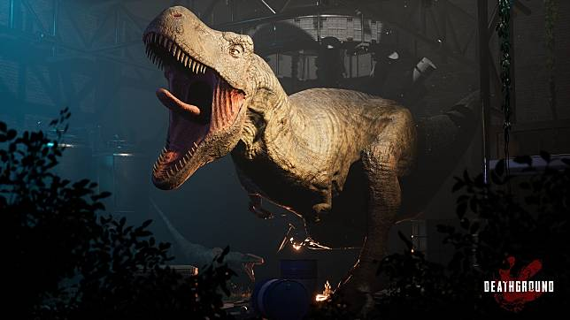 Deathground : Game Survival Horror Dengan Tema Dinosaurus ala Dino Crisis