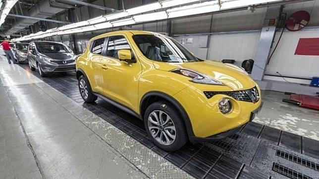 Pabrik Nissan