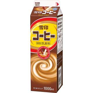 雪印コーヒー 1000ml