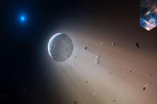 Ilmuan Terkenal Dunia Bersaksi Tangkap Objek Misterius Intai Bumi