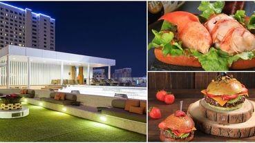 肉跟啤酒的天堂,台南「府城漢堡節」必衝!10間職人美食、30款特色漢堡,厚切牛小排、虱目魚蛋堡必吃