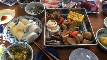 台灣春節年菜熱呼呼,日本正月年菜冷冰冰?