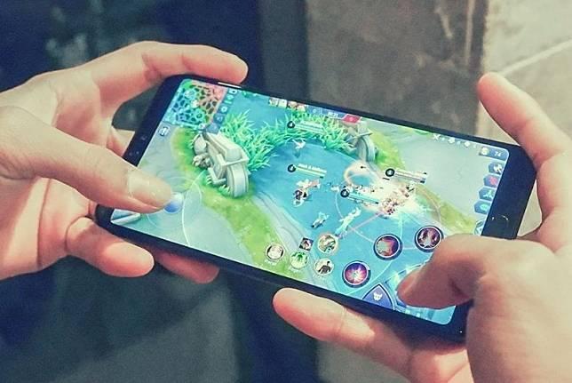 cara main mobile legends 4 jari