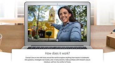 亞馬遜推出虛擬旅行體驗、購物服務 Amazon Explore