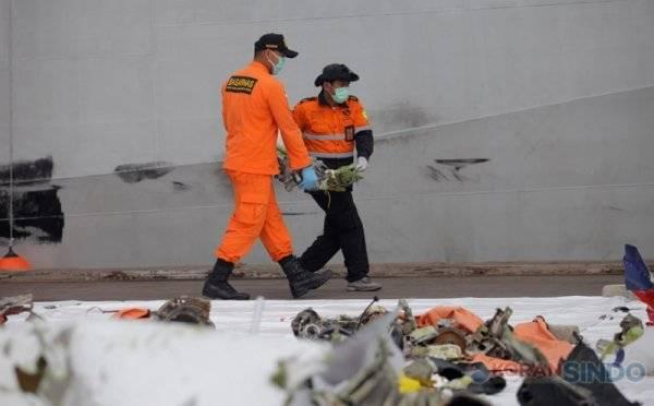 Akhirnya CVR Sriwijaya Air SJ-182 Ditemukan