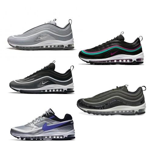 【Footwear Corner 鞋角】Nike Air Max 97 Ultra 銀彈灰型號:918356-007版型正常腳板寬者,建議拿大半號較為舒適【下標前請先聊聊詢問尺寸是否還有貨】取貨付款不