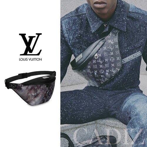 法國正品 Louis Vuitton DISCOVERY Bumbag Galaxy 時尚銀河系腰包 M44444