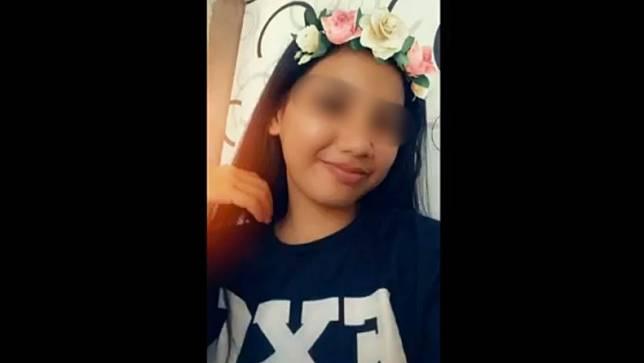 Vanny gadis yang ditemukan tewas di kamar penginapan (Firdaus/iNews)
