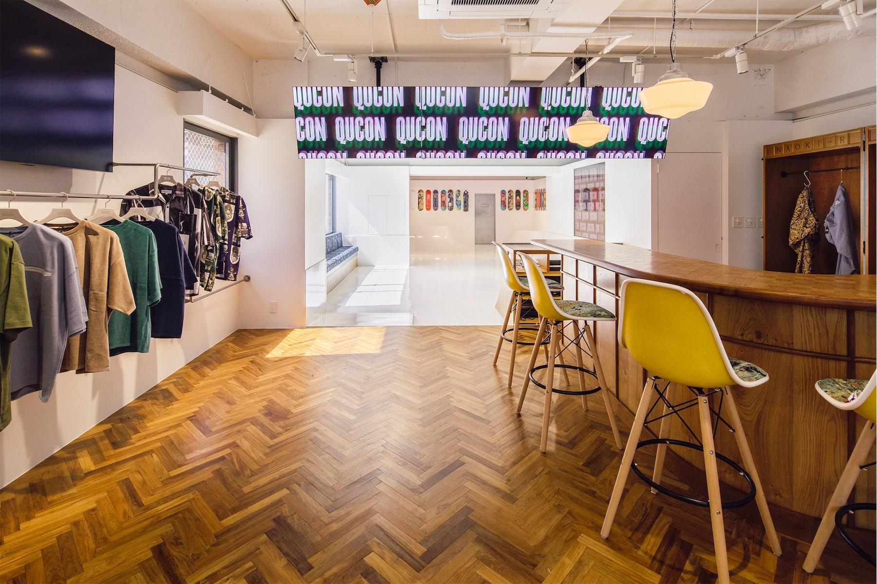 東京滑板店鋪「QUCON」攜手藤原浩「Fragment Design」發佈聯乘企劃!