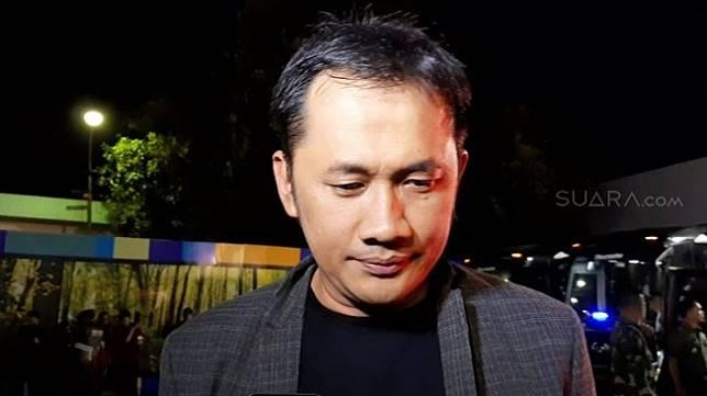 Sutradara Hanung Bramantyo [Yuliani/Suara.com]