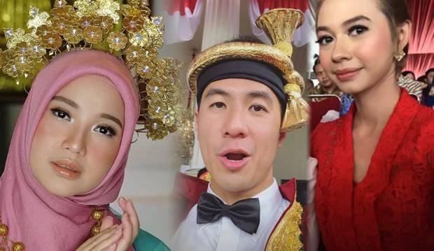 Indonesia Banget! Begini 5 Gaya Busana Para Seleb Saat Upacara 17-an di Istana Negara