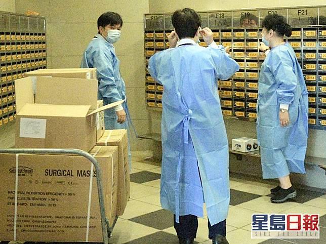 衛生署將簡報疫情最新情況。