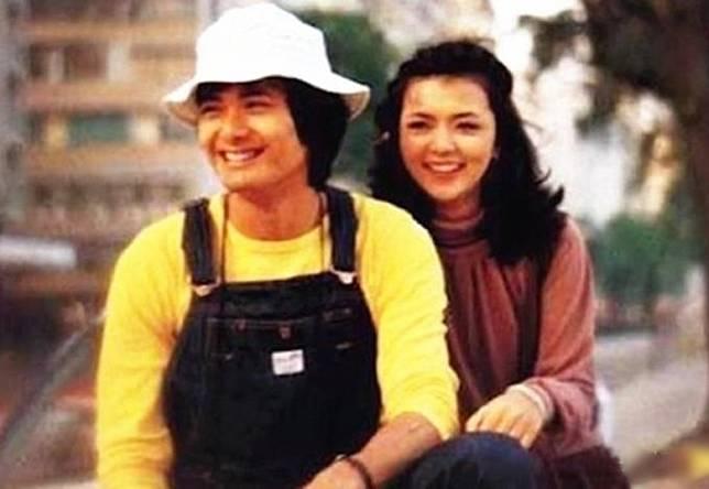 陳玉蓮與周潤發相戀五年後分手。