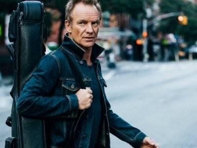 Sting Beri Penghormatan Untuk Mendiang Juice Wrld