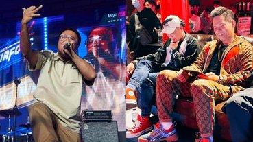 台灣首檔饒舌節目《大嘻哈時代》海選名單出爐,美麗本人、酷炫+孫生都入選!