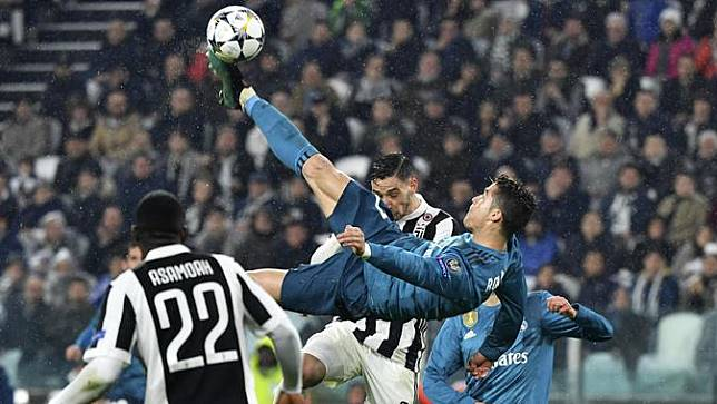 Liga Champions, Cristisno Ronaldo, Real Madrid