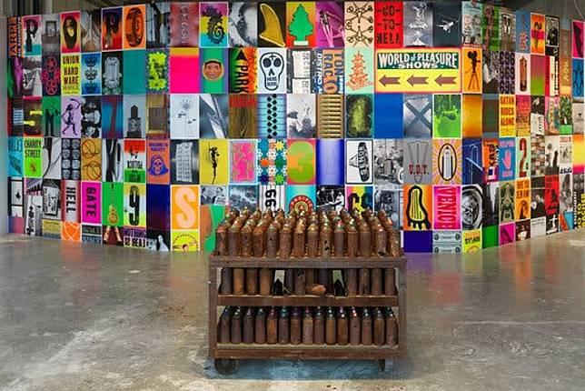 展覽由即日至8月25日,喜愛街頭藝術的朋友,要把握機會喔。(互聯網)