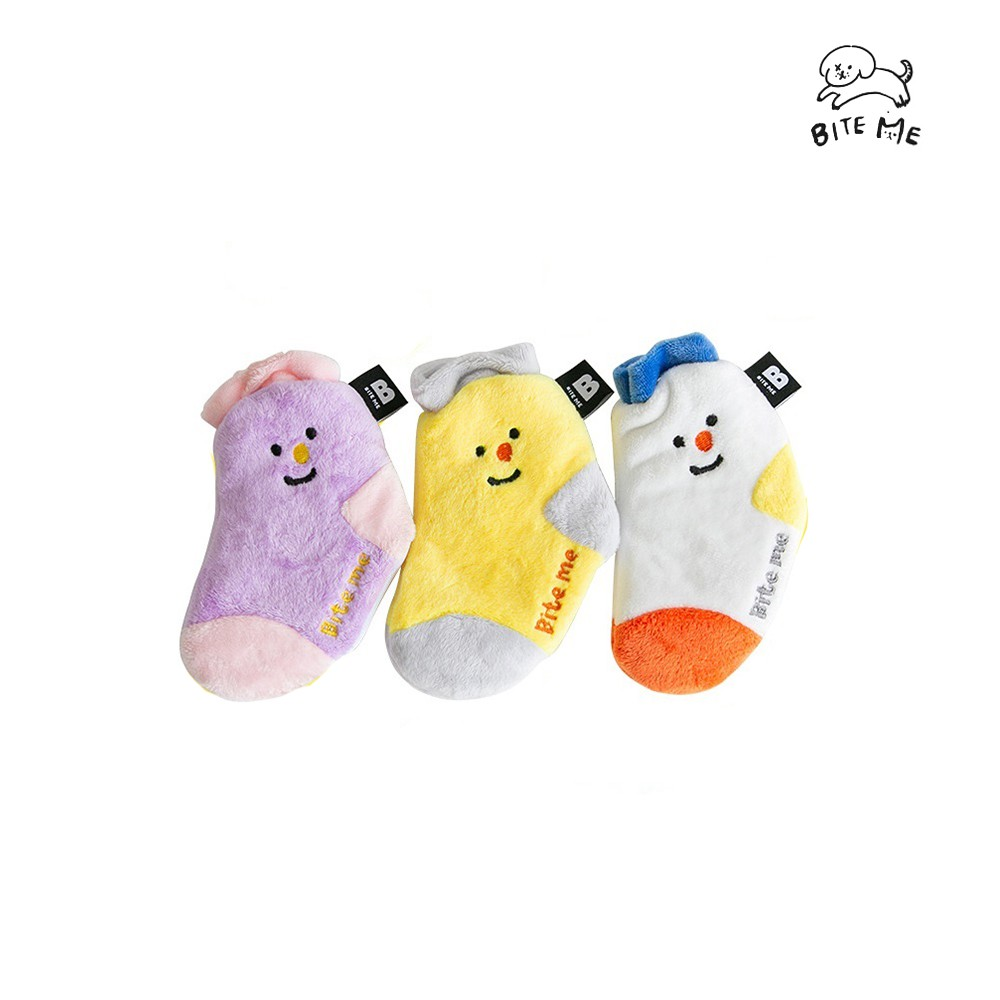 Bite Me OH!襪襪 藏食玩具 貓玩具 玩偶 娃娃 訓練玩具 寵物 玩具 布偶 發聲玩具 貓咪玩具有主人味道的才是真玩具,OH襪襪,就是對你情有獨鍾!● 內有響紙沙沙聲● 可藏食注意事項毛孩使用