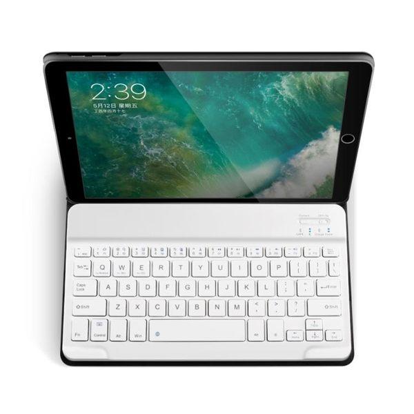 ipad鍵盤2018新款iPad保護套蘋果平板9.7英寸平板電腦保護殼mini1/2/3藍牙鍵盤5/6皮套 極客玩家