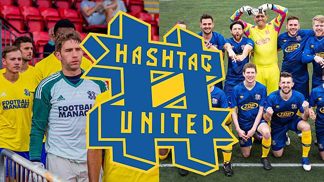 5 Fakta Unik Hashtag United FC