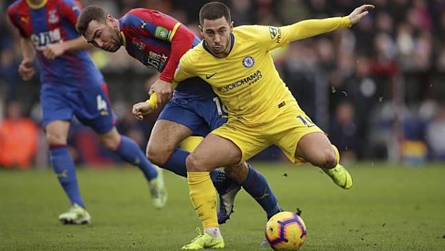 Syarat Chelsea Pertahankan Eden Hazard dari Kejaran Real Madrid