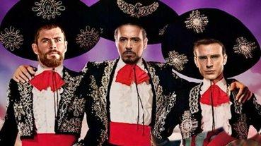 復仇者再合體!克里斯漢斯沃想找小勞勃道尼、克里斯伊凡重拍《正義三兄弟》喜劇!