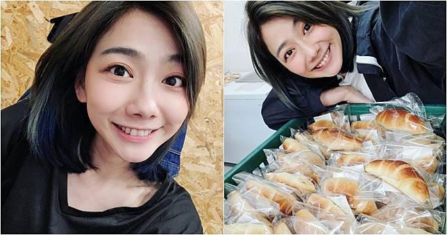 賣麵包4萬顆「雙11」營業額破億 邵庭:叫我電商女帝!