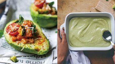 兩道簡易低醣酪梨料理食譜步驟:讓你減醣瘦身也能吃酪梨冰淇淋酪梨鮮蝦船