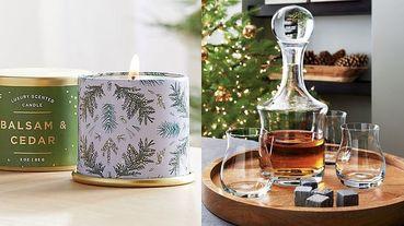 聖誕節實在太好買!《Crate and Barrel》推出近400種聖誕商品,獨家超質感「聖誕節交換禮物」根本每個都想要!