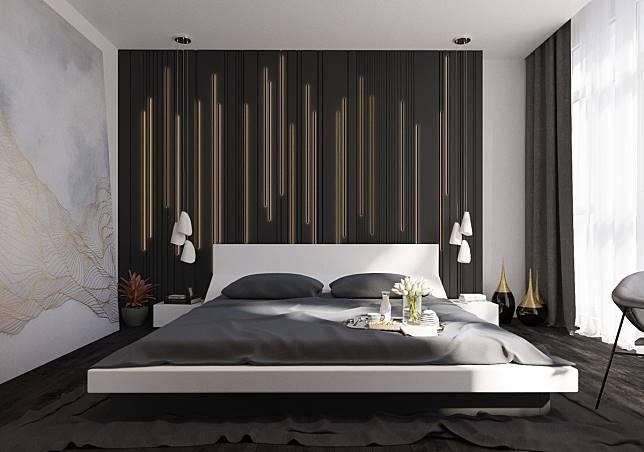 Alternatif Desain Dinding Polos, 6 Dinding Ini Buat Ruangan Lebih Hidup