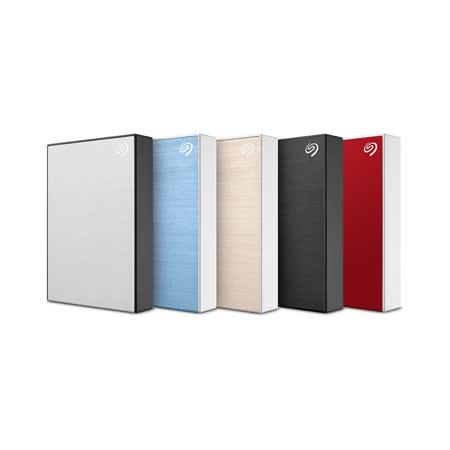 可擴展的空間 是否在尋找可靠、時尚又有超大容量的可攜式外接硬碟機?為您介紹Seagate® Backup Plus 可攜式硬碟機多種優雅色彩可供選擇,這台可攜式HDD 擁有多達 5TB 的超大容量,足