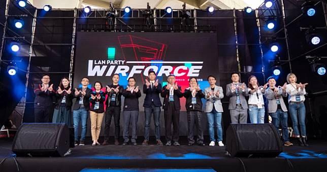 亞洲最大Lan Party《WirForce 2019》再臨花博!BYOC 1200席次開創社群共造力