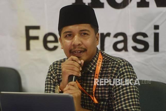 Wasekjen FSGI - Satriwan Salim