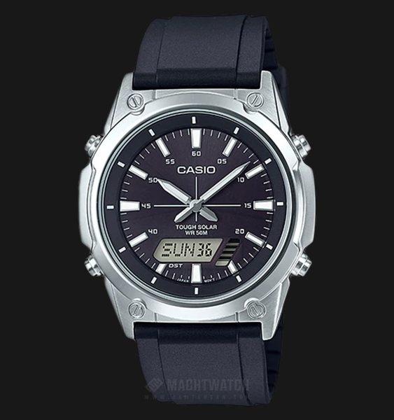 【CASIO宏崑時計】CASIO卡西歐復古電子錶 AMW-S820-1A 生活防水 台灣卡西歐保固一年