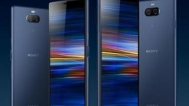 中階定位、21:9 電影比例螢幕,Sony Xperia 10、10 Plus 正式亮相